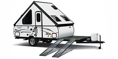 Find Specs for 2014 Forest River Flagstaff Toy Hauler RVs