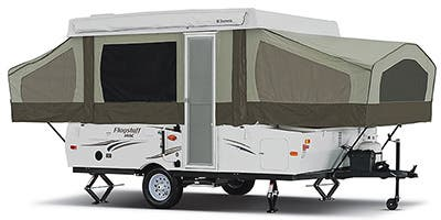 Find Specs for 2014 Forest River Flagstaff Popup RVs