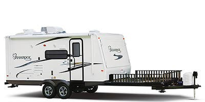 Find Specs for 2014 Forest River Flagstaff Shamrock Toy Hauler RVs