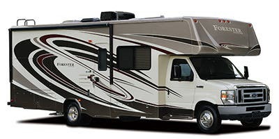 Find Specs for 2014 Forest River Forester Class C RVs