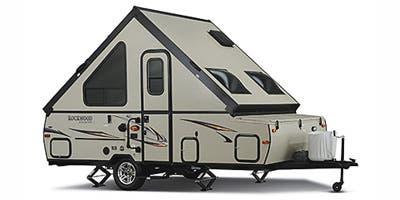 Find Specs for 2014 Forest River Rockwood Hard Side Expandable Trailer RVs