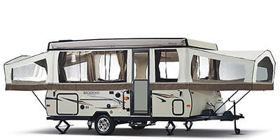 Find Specs for 2014 Forest River Rockwood Premier RVs