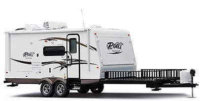 Find Specs for 2014 Forest River Rockwood Roo Toy Hauler RVs