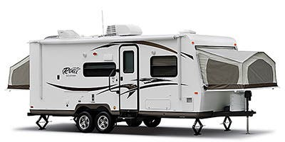 Find Specs for 2014 Forest River Rockwood Roo Travel Trailer RVs