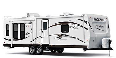 Find Specs for 2014 Forest River Rockwood Signature Ultra Lite Travel Trailer RVs