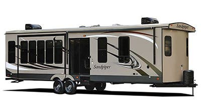 Find Specs for 2015 Forest River Sandpiper Destination Destination Trailer RVs