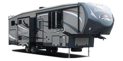 Find Specs for 2014 Forest River Sandpiper Select Fifth Wheel RVs