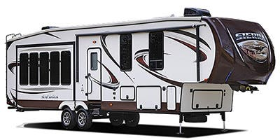 Find Specs for 2015 Forest River Sierra Fifth Wheel RVs