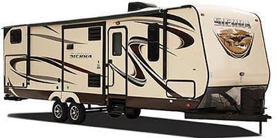 Find Specs for 2014 Forest River Sierra Select RVs