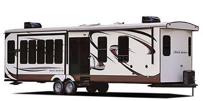 Find Specs for 2014 Forest River Sierra Destination Destination Trailer RVs