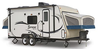 Find Specs for 2014 Forest River Surveyor Cadet Travel Trailer RVs