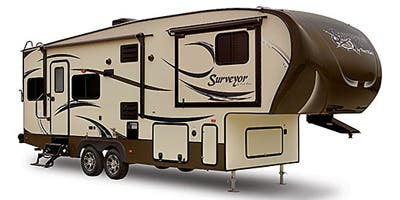 Find Specs for 2014 Forest River Surveyor Fifth Wheel RVs