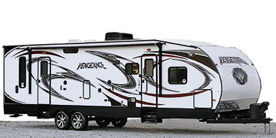 Find Specs for 2015 Forest River Vengeance Toy Hauler RVs
