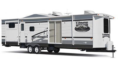 Find Specs for 2014 Forest River Wildwood Destination Trailer RVs