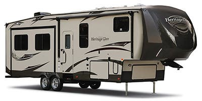 Find Specs for 2014 Forest River Wildwood Heritage Glen Fifth Wheel RVs