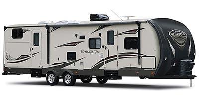 Find Specs for 2014 Forest River Wildwood Heritage Glen Travel Trailer RVs