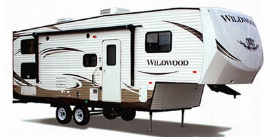 Find Specs for 2014 Forest River Wildwood Fifth Wheel RVs