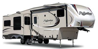 Find Specs for Grand Design Reflection Fifth Wheel RVs