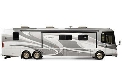 Find Specs for 2014 Itasca - Meridian <br>Floorplan: 40U (Class A)