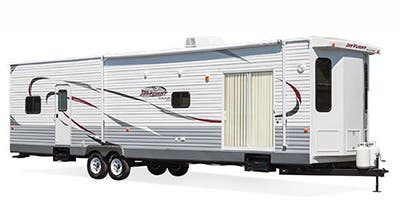 Find Specs for 2014 Jayco Jay Flight Bungalow Destination Trailer RVs