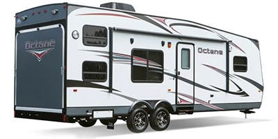 Find Specs for 2014 Jayco Octane ZX Toy Hauler RVs