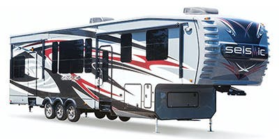 Find Specs for 2014 Jayco Seismic Toy Hauler RVs