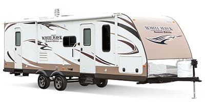Find Specs for 2014 Jayco - White Hawk <br>Floorplan: 29REKS Summit Edition (Travel Trailer)