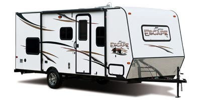 Find Specs for 2014 K-Z Spree Escape RVs