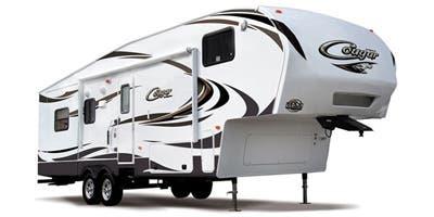 Find Specs for 2014 Keystone Cougar Half-Ton Fifth Wheel RVs