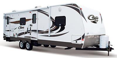 Find Specs for 2014 Keystone Cougar Half-Ton Travel Trailer RVs