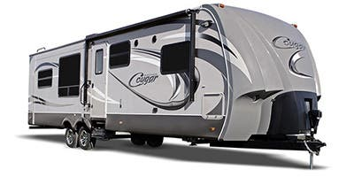 Find Specs for 2014 Keystone Cougar High Country Travel Trailer RVs