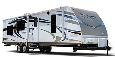 Find Specs for 2014 Keystone Passport Ultra Lite Elite Travel Trailer RVs