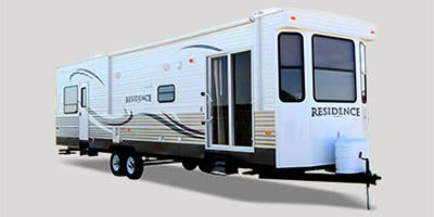 Find Specs for 2014 Keystone Residence Destination Trailer RVs