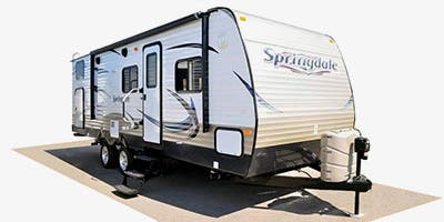 Find Specs for 2014 Keystone Springdale Toy Hauler RVs