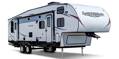 Find Specs for 2014 Keystone Springdale Fifth Wheel RVs
