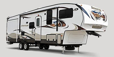 Find Specs for 2014 Keystone Sprinter Fifth Wheel RVs