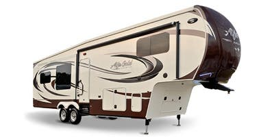 Find Specs for 2014 Lifestyle Luxury RV Alfa Gold Fifth Wheel RVs