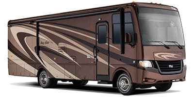 Find Specs for 2014 Newmar - Bay Star <br>Floorplan: 3124 (Class A)