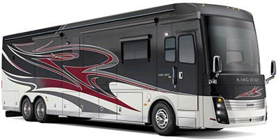 Find Specs for 2014 Newmar King Aire Class A RVs