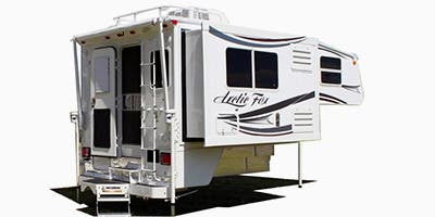 Find Specs for Northwood Arctic Fox Truck Camper RVs
