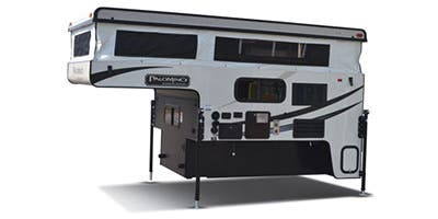 Find Specs for Palomino Backpack Truck Camper RVs