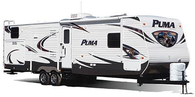 Find Specs for 2014 Palomino Puma Travel Trailer RVs