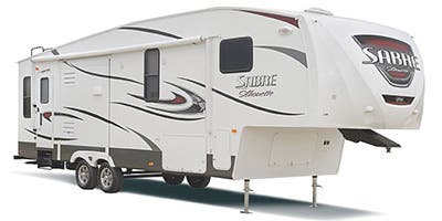Find Specs for 2014 Palomino Sabre Silhouette Fifth Wheel RVs