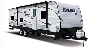 Find Specs for 2015 Prime Time Avenger ATI Travel Trailer RVs