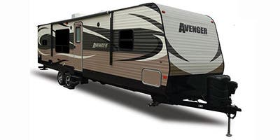 Find Specs for 2014 Prime Time - Avenger <br>Floorplan: 32RES (Travel Trailer)