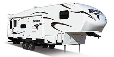Find Specs for 2014 Prime Time Avenger Fifth Wheel RVs