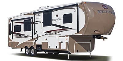 Find Specs for 2014 Redwood RV Redwood Fifth Wheel RVs