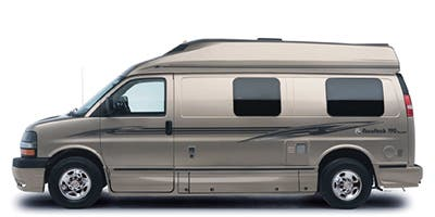 Find Specs for 2015 Roadtrek 190-Popular Class B RVs