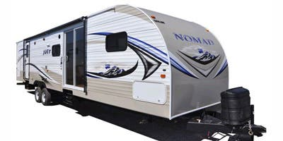 Find Specs for 2014 Skyline Nomad Joey Destination Trailer RVs