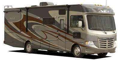 Find Specs for 2015 Thor Motor Coach A.C.E. Class A RVs